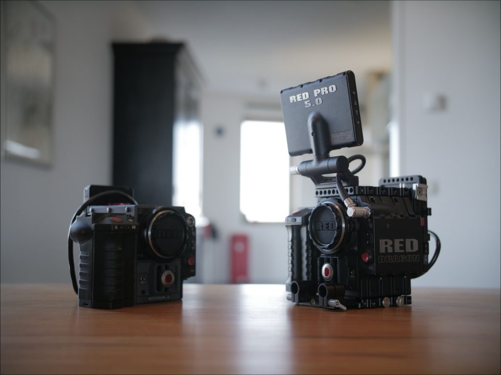 RED Epic Dragon Verhuur Rental